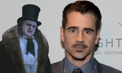 Danny DeVito habló de Colin Farrell como The Penguin