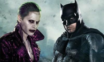 Jared Leto no iba a usar el traje de Batman