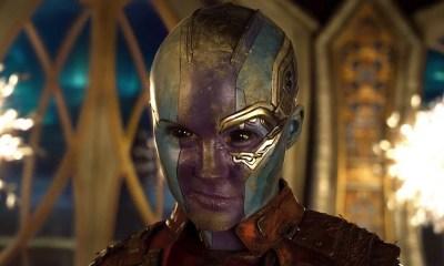 Nebula iba a tener cabello en 'Endgame'