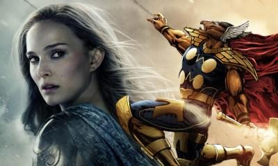 los Thor alternativos en 'Love and Thunder'