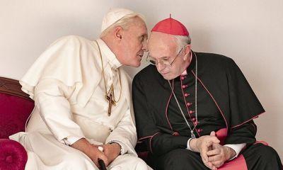nuevo trailer de 'The Two Popes'