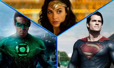 películas superman y green lantern serían clasificación r