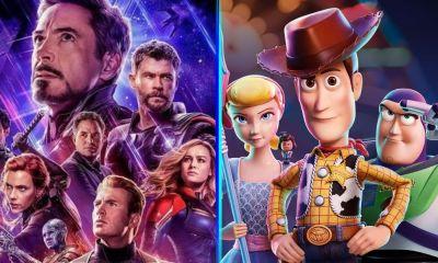 similitudes entre 'Avengers: Endgame' y 'Toy Story 4'