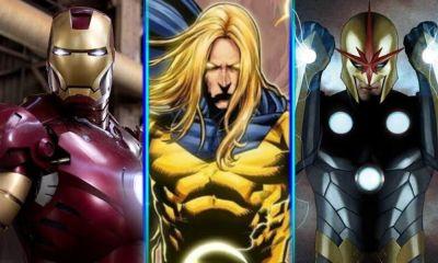 the sentry es el avenger más fuerte