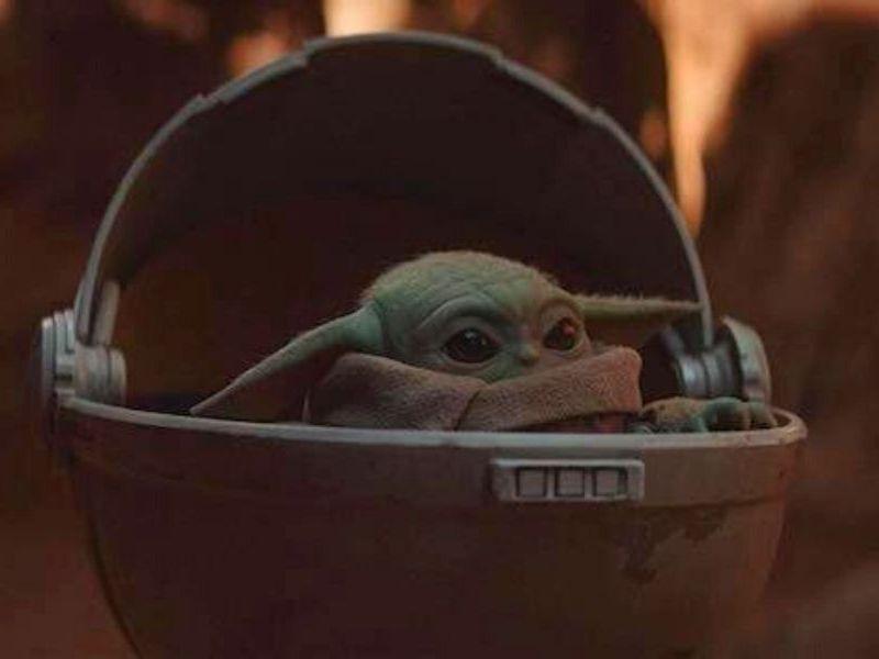verdadero aspecto de Baby Yoda