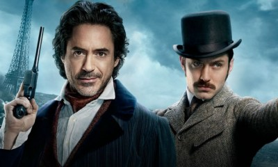 Villano de 'Sherlock Holmes 3'