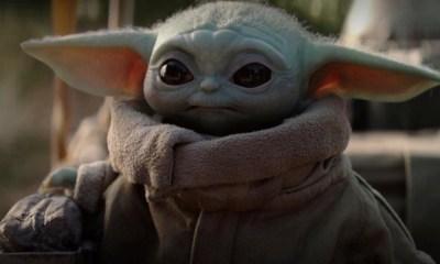Baby Yoda en 'Avengers: Endgame'