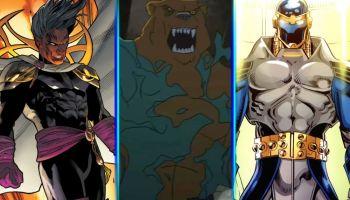 'Black Widow' presentaría al mutante Ursa Major