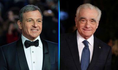 Bob Iger se reunirá con Scorsese por críticas