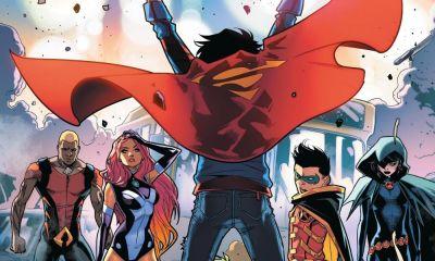 Damian Wayne o Superboy tendrán un spin off
