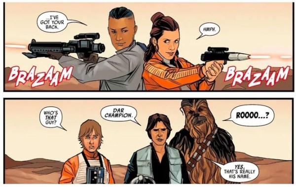 No todo fue miel sobre hojuelas en el romance entre Han Solo y Leia Dar-Champion-600x379
