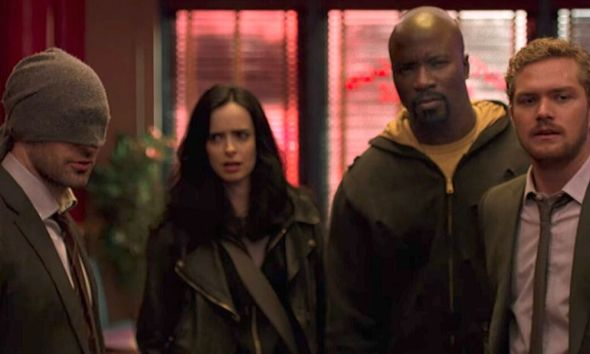 Daredevil aparecerá en 'Captain Marvel 2'