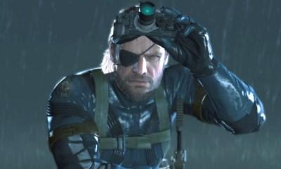 Director y protagonistas de la película de 'Metal Gear Solid'