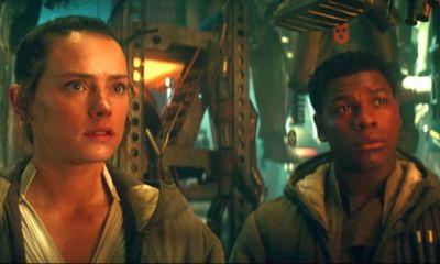 Escena post créditos de The Rise of Skywalker