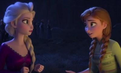 'Frozen 2' sigue en primer lugar en taquillas