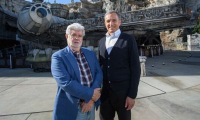 George Lucas no asistió a la premiere de 'The Rise of Skywalker'