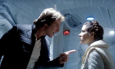 Han Solo no fue el primer amor de Leia