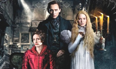 Inspiración de Guillermo del Toro para 'Crimson Peak'