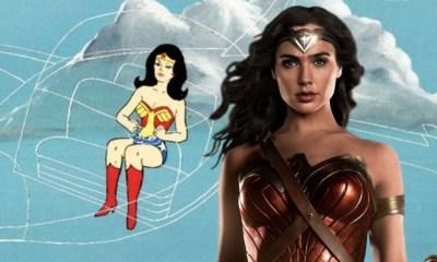 Jet invisible salió en el trailer de 'Wonder Woman 1984'