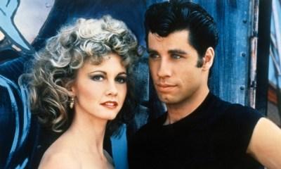 ohn Travolta y Olivia Newton-John regresaron como sus personajes de 'Grease'