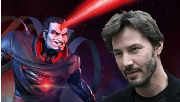 Keanu Reeves como Mr. Sinister