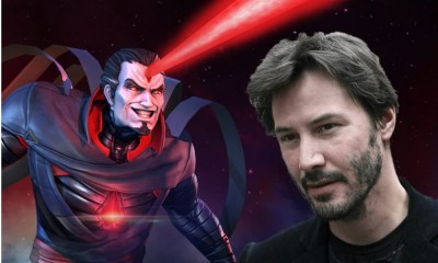 Keanu Reeves como Mr. Sinister