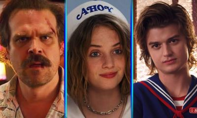 Maya Hawke regresa como Robin en 'Stranger Things 4'