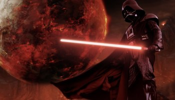 Darth Vader siguió regresando a Mustafar