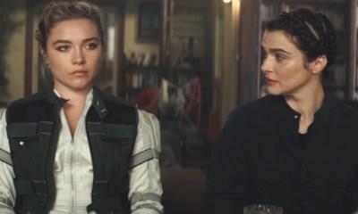 Personajes revelados en el trailer de 'Black Widow'