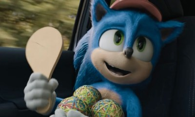 Primeras reacciones de 'Sonic The Hedgehog'
