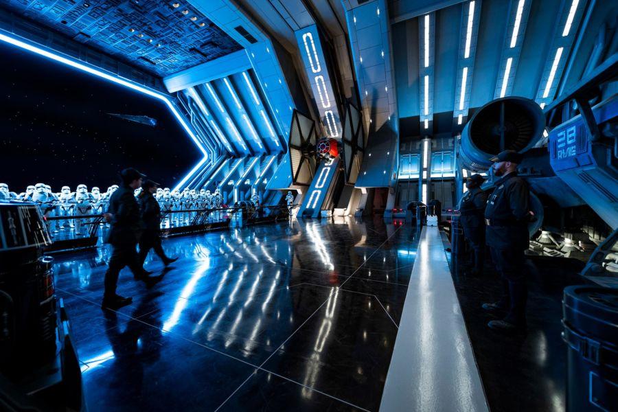 """Ambiciosa e inmersiva"", así se vive 'Star Wars: Rise of the Resistance' Rise-of-the-Resistance-15"
