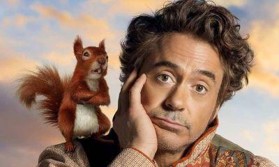 Robert Downey Jr. ayuda a la caridad