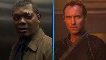Samuel L. Jackson estaría en 'Captain Marvel 2'