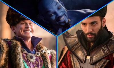 Spin off para un personaje de Aladdin