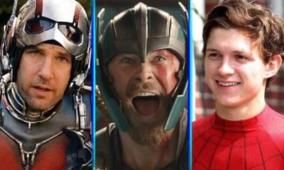 Superhéroes del MCU más chistosos que poderosos