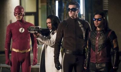 Mejores trajes de 'The Flash'