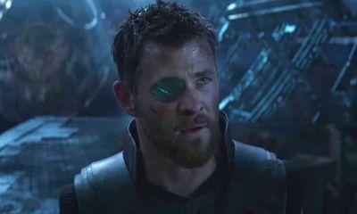 Thor perdería de nuevo su ojo en el MCU