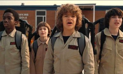 comparan 'Ghostbusters: Afterlife' con 'Stranger Things'