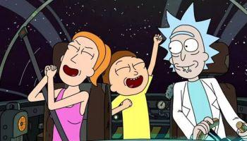 cuarta temporada de Rick and Morty sí estará en Netflix