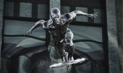 Regresa Silver Surfer a 'Avengers'