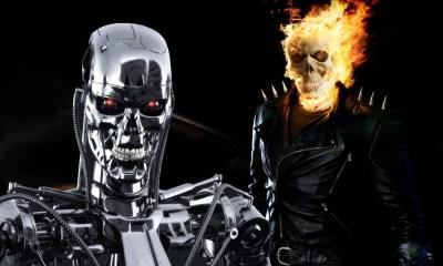 Ghost Rider es Terminator