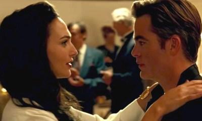 Diana Prince y Steve Trevor intercambiaron papeles en 'Wonder Woman 1984'