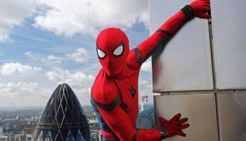 Spider-Man estará en Captain Marvel 2