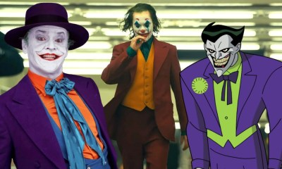 distintos nombres del Joker