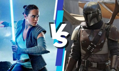 'The Mandalorian' y 'The Rise of Skywalker' competirán