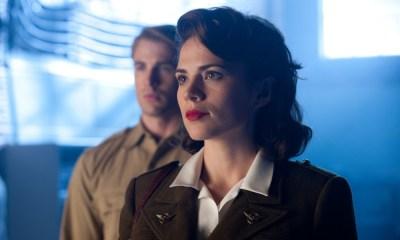 Peggy nunca olvidó a Captain America