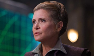 hermano de Carrie Fisher tiene miedo de 'The Rise of Skywalker'