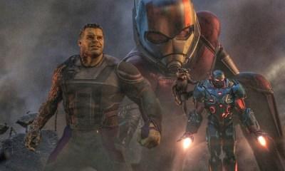 nuevo arte conceptual de Ant-Man en 'Avengers: Endgame'