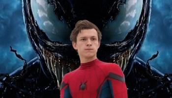 aparición de Tom Holland en 'Venom 2' no tiene importancia para el MCU