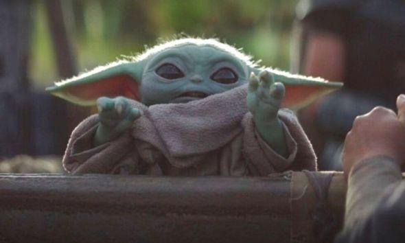 niñera de Baby Yoda